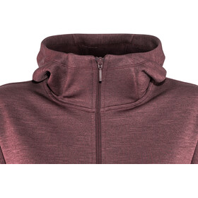 The North Face Cozy Slacker Full Zip Jacket Women Fig Heather